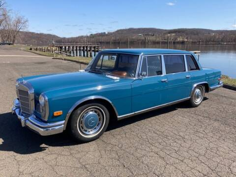 1965 Mercedes-Benz 600D for sale at Gullwing Motor Cars Inc in Astoria NY