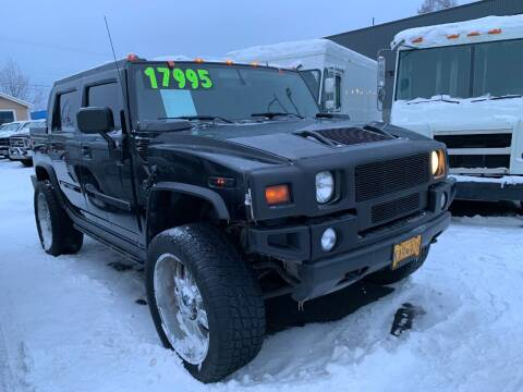 2005 HUMMER H2 SUT for sale at ALASKA PROFESSIONAL AUTO in Anchorage AK