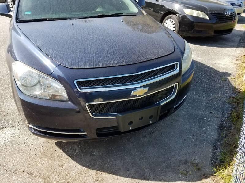 2012 Chevrolet Malibu for sale at GULF COAST MOTORS in Mobile AL