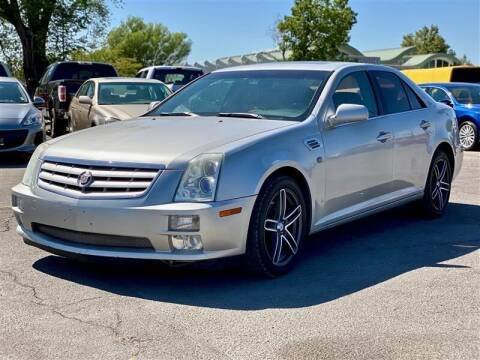 2006 Cadillac STS for sale at Central Auto in South Salt Lake UT