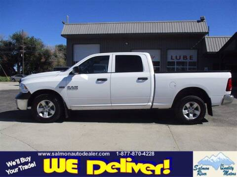 2014 RAM Ram Pickup 1500 for sale at QUALITY MOTORS in Salmon ID