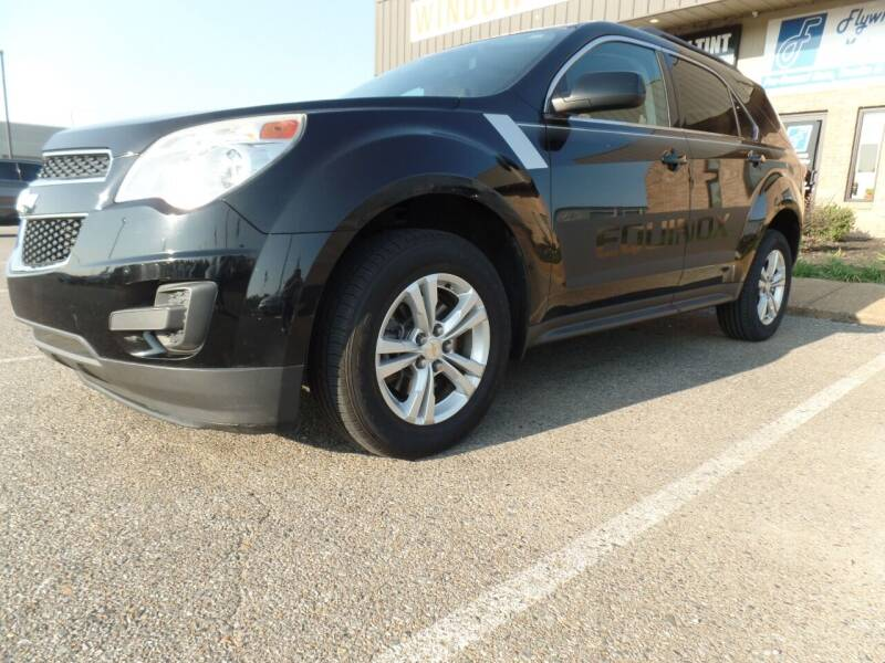 2012 Chevrolet Equinox for sale at Flywheel Motors, llc. in Olive Branch MS