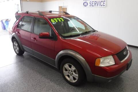 2005 Ford Freestyle for sale at 777 Auto Sales and Service in Tacoma WA