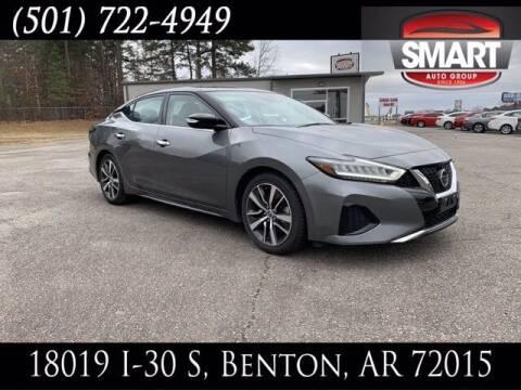 2020 Nissan Maxima for sale at Smart Auto Sales of Benton in Benton AR