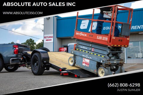 2021 Big Tex 70ST-13BK for sale at ABSOLUTE AUTO SALES INC - Big Tex Trailers in Corinth MS