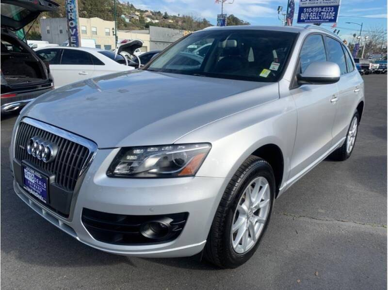 2011 Audi Q5 for sale at AutoDeals in Hayward CA