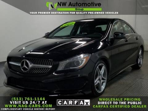 2015 Mercedes-Benz CLA for sale at NW Automotive Group in Cincinnati OH