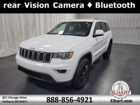2018 Jeep Grand Cherokee for sale at Elhart Automotive Campus in Holland MI