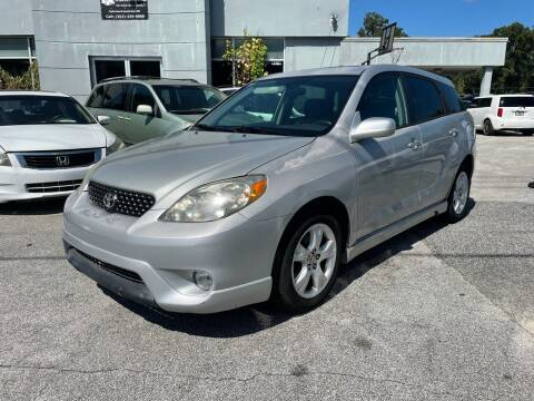 2007 Toyota Matrix for sale at Popular Imports Auto Sales in Gainesville FL