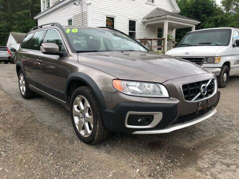 2010 Volvo XC70 for sale at Specialty Auto Inc in Hanson MA