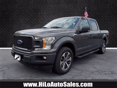 2019 Ford F-150 for sale at Hi-Lo Auto Sales in Frederick MD