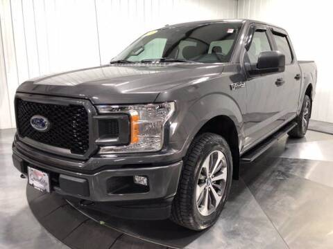 2019 Ford F-150 for sale at HILAND TOYOTA in Moline IL