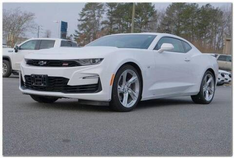 2020 Chevrolet Camaro for sale at WHITE MOTORS INC in Roanoke Rapids NC