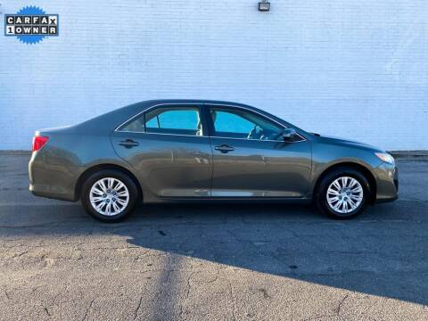 2013 Toyota Camry for sale at Smart Chevrolet in Madison NC