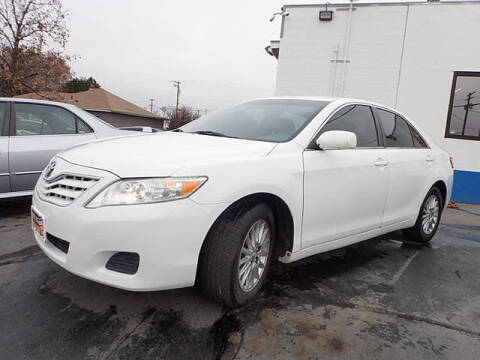 2010 Toyota Camry for sale at Tommy's 9th Street Auto Sales in Walla Walla WA