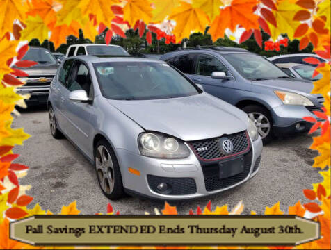 2007 Volkswagen GTI for sale at Southern Star Automotive, Inc. in Duluth GA