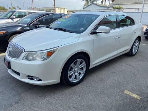 2012 Buick LaCrosse for sale at Auto Max of Ventura in Ventura CA