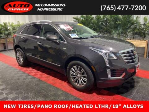 2017 Cadillac XT5 for sale at Auto Express in Lafayette IN