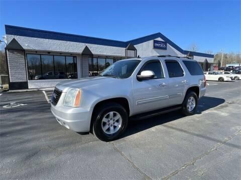 2012 GMC Yukon for sale at Impex Auto Sales in Greensboro NC