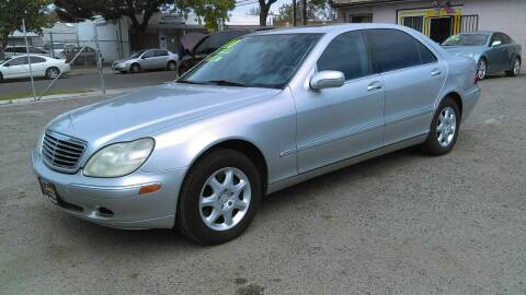 2000 Mercedes-Benz S-Class for sale at Larry's Auto Sales Inc. in Fresno CA