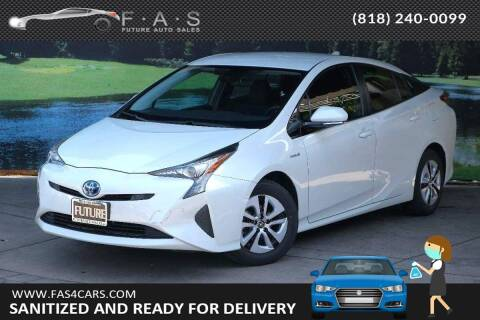 2017 Toyota Prius for sale at Best Car Buy in Glendale CA