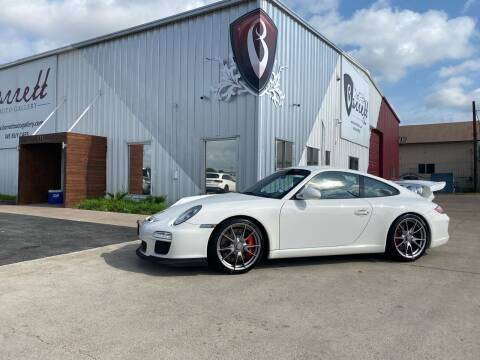 2011 Porsche 911 for sale at Barrett Auto Gallery in San Juan TX