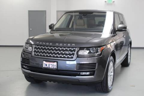 2015 Land Rover Range Rover for sale at Mag Motor Company in Walnut Creek CA