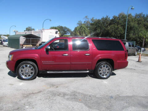 2007 Chevrolet Suburban for sale at Orlando Auto Motors INC in Orlando FL