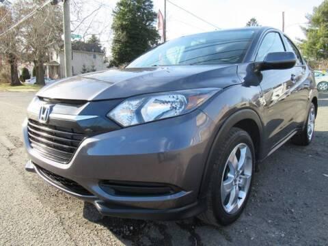 2016 Honda HR-V for sale at PRESTIGE IMPORT AUTO SALES in Morrisville PA