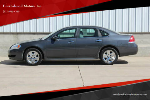 2011 Chevrolet Impala for sale at Harchelroad Motors, Inc. in Wauneta NE