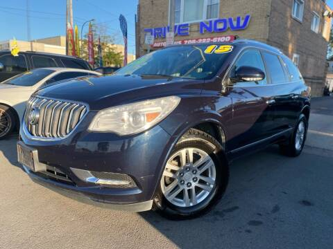 2015 Buick Enclave for sale at Drive Now Autohaus in Cicero IL