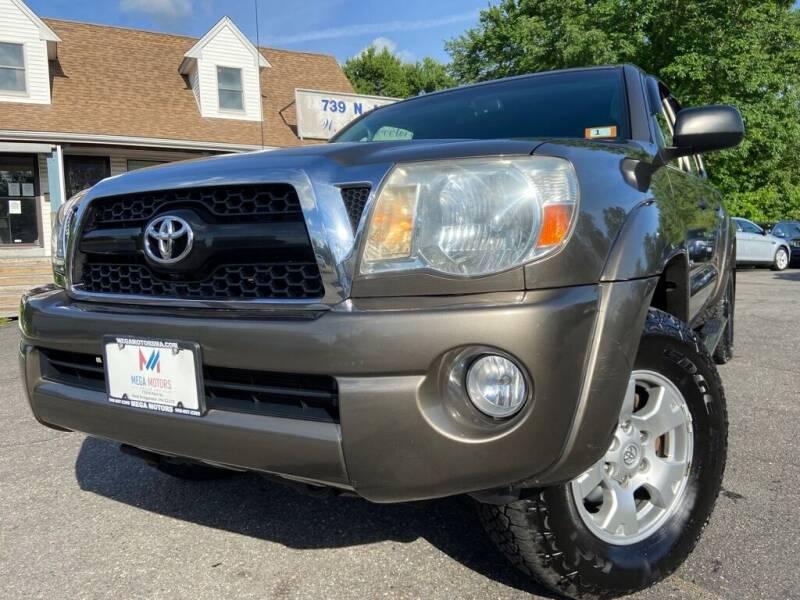 2011 Toyota Tacoma for sale at Mega Motors in West Bridgewater MA
