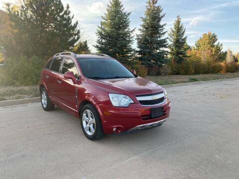 2015 Chevrolet Captiva Sport for sale at QUEST MOTORS in Englewood CO