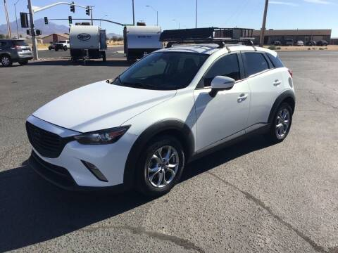 2016 Mazda CX-3 for sale at SPEND-LESS AUTO in Kingman AZ