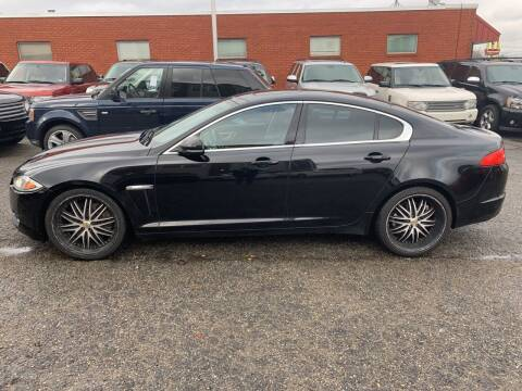 2012 Jaguar XF for sale at A & R Motors in Richmond VA