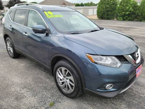 2014 Nissan Rogue for sale at Cooley Auto Sales in North Liberty IA