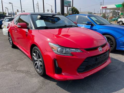 2015 Scion tC for sale at New Wave Auto Brokers & Sales in Denver CO