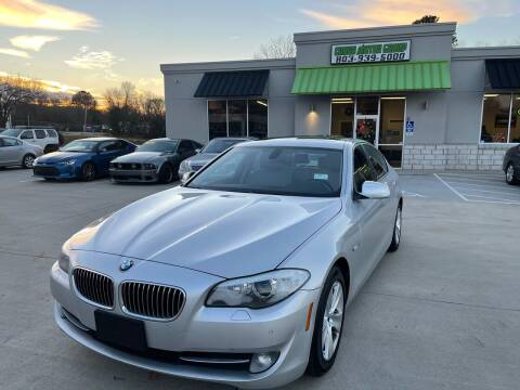 2012 BMW 5 Series for sale at Cross Motor Group in Rock Hill SC