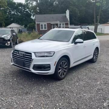 2017 Audi Q7 for sale at Prestige Pre - Owned Motors in New Windsor NY