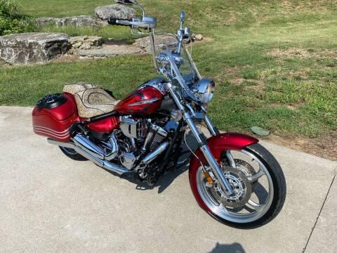 2009 Yamaha Raider for sale at HIGHWAY 12 MOTORSPORTS in Nashville TN