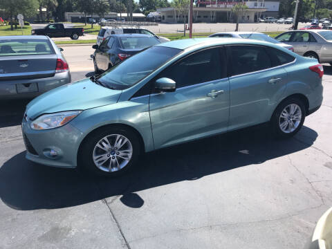 2012 Ford Focus for sale at Riviera Auto Sales South in Daytona Beach FL