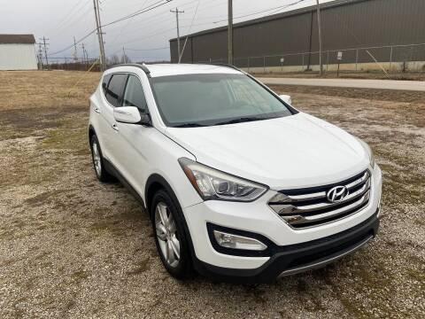 2013 Hyundai Santa Fe Sport for sale at Darnell Auto Sales LLC in Poplar Bluff MO