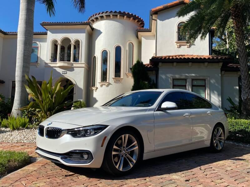 2018 BMW 4 Series for sale at Mirabella Motors in Tampa FL