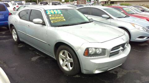 2010 Dodge Charger for sale at Tony's Auto Sales in Jacksonville FL