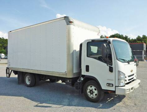 2016 Chevrolet 3500 LCF for sale at Trucksmart Isuzu in Morrisville PA