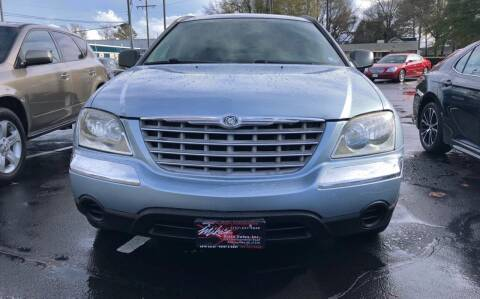 2006 Chrysler Pacifica for sale at Mike's Auto Sales INC in Chesapeake VA
