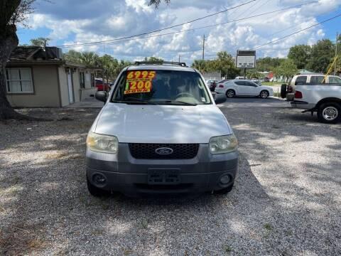 2006 Ford Escape for sale at Allen's Friendly Auto Sales in Sanford FL
