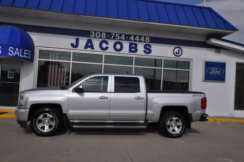 2017 Chevrolet Silverado 1500 for sale at Jacobs Ford in Saint Paul NE