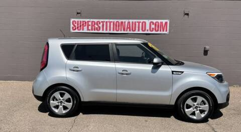 2019 Kia Soul for sale at Superstition Auto in Mesa AZ