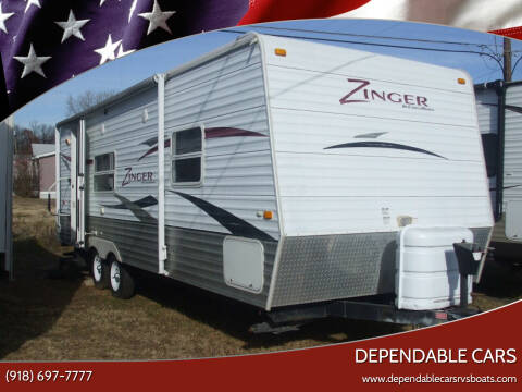 2010 Crossroads ZINGER  23 ft
